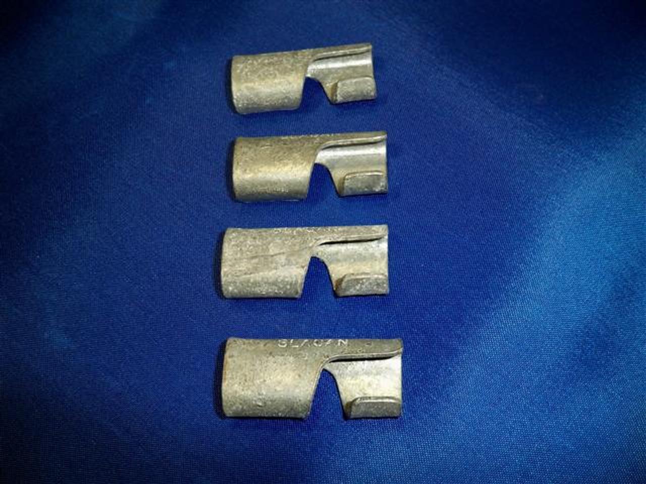 Galvanized service Sleeve Clamps Ea.