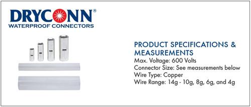 Splice Kit 71020 - HSC-2 (8g - 12g)