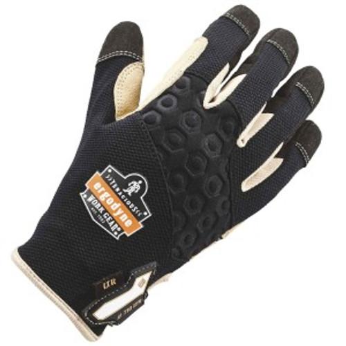 ProFlex® 710LTR Heavy-Duty Leather-Reinforced Gloves (Large)