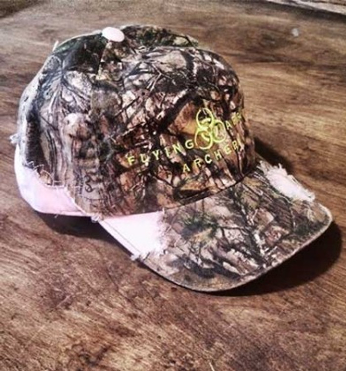WOMEN'S REALTREE XTRA® CAMO/PINK HAT