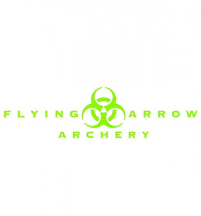 FLYING ARROW ARCHERY DECAL