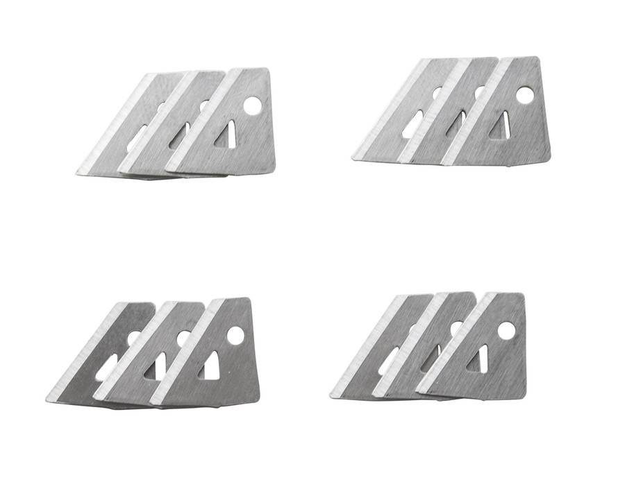 ORION REPLACEMENT BLADES - 12 PACK