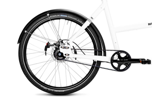 Gates Carbon Belt Drive System