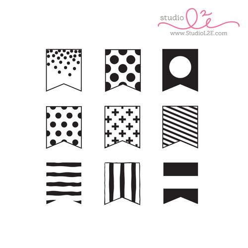 Flag Builder: Dots & Stripes