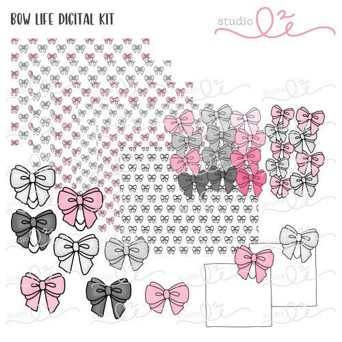 Bow Life Digital Kit by Studio L2E