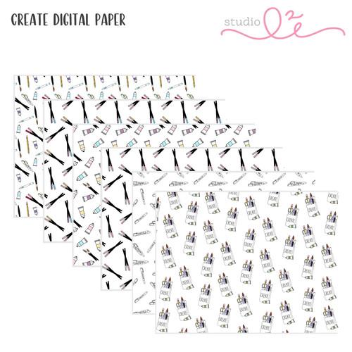 Create Digital Papers