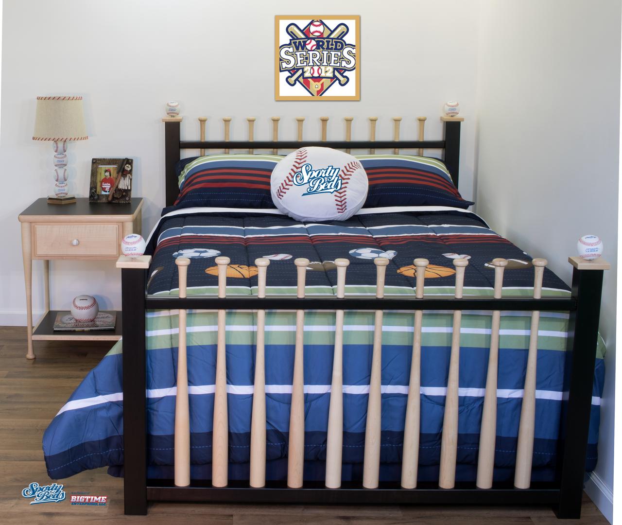 Grand Slam 3 Piece Bedroom Set Sporty Beds