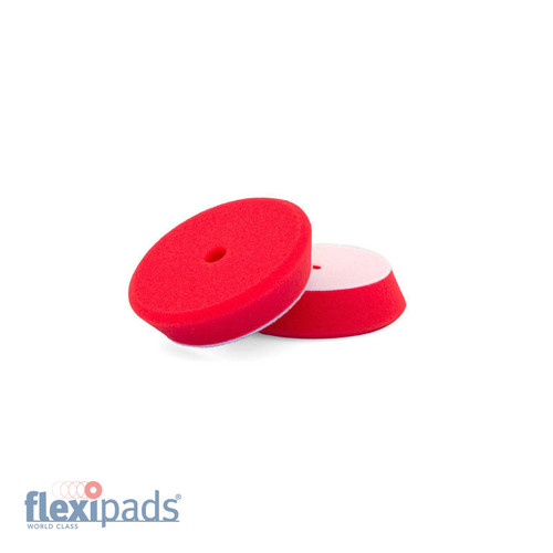 "100mm (4"") PRO-CLASSIC RED Ultra Fine Finishing Pad"