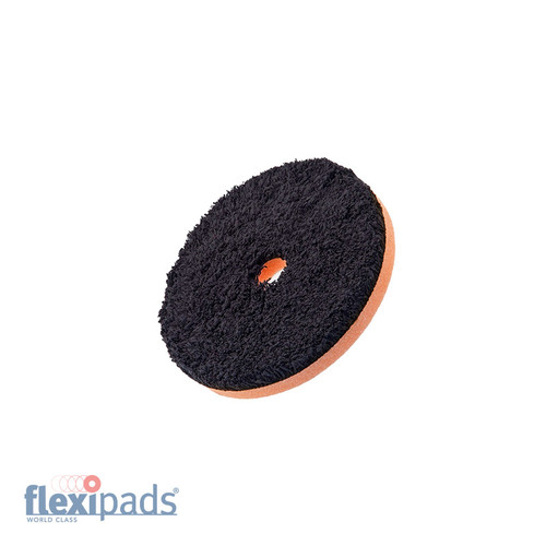 "125mm (5"") DA BLACK Microfibre CUTTING Disc (19mm Hole)"