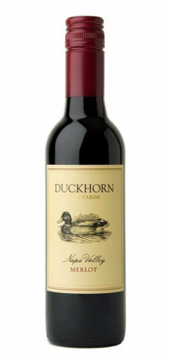 2014 Duckhorn Merlot, Napa Valley, California (375ml)