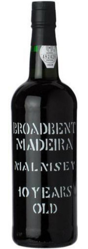 Broadbent 10 Year Malmsey, Madeira, Portugal (750ml)