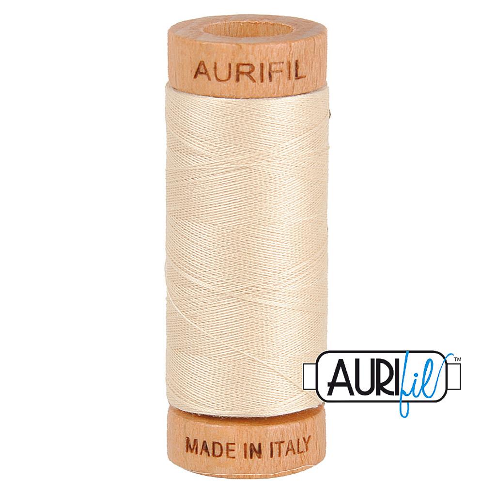 Mako Cotton 80wt 280m - 2310 (Light Beige)