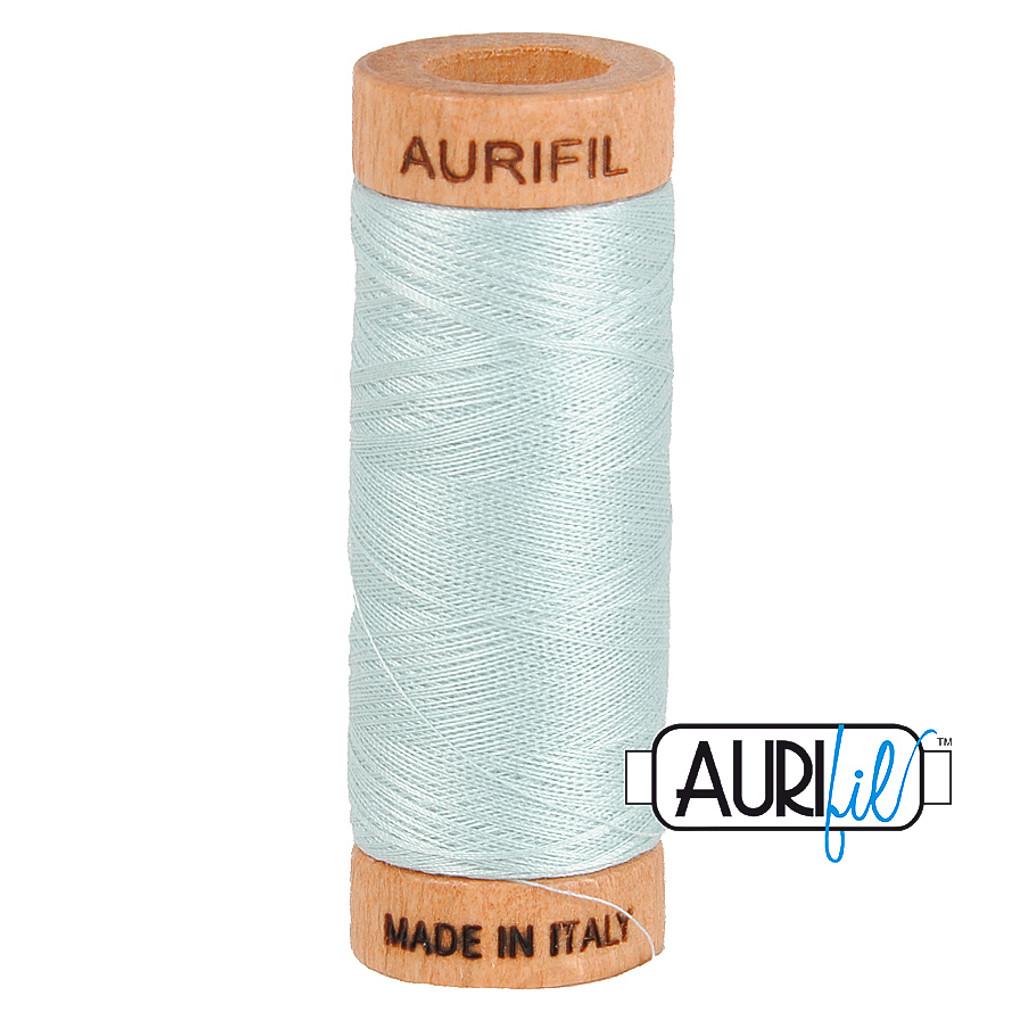Mako Cotton 80wt 280m - 5007 (Light Grey Blue)