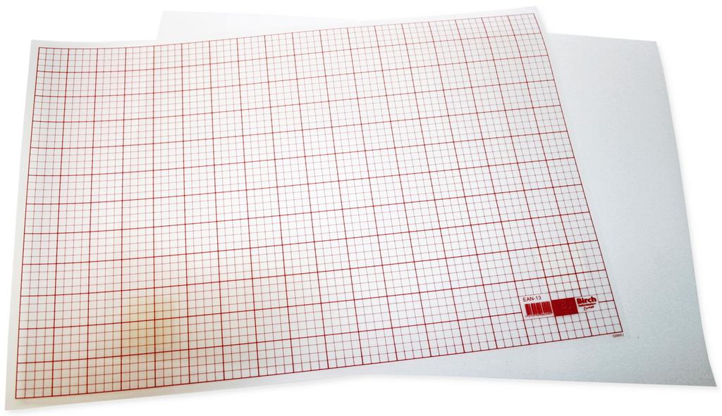 Plastic Sheets - 32cm x 47cm