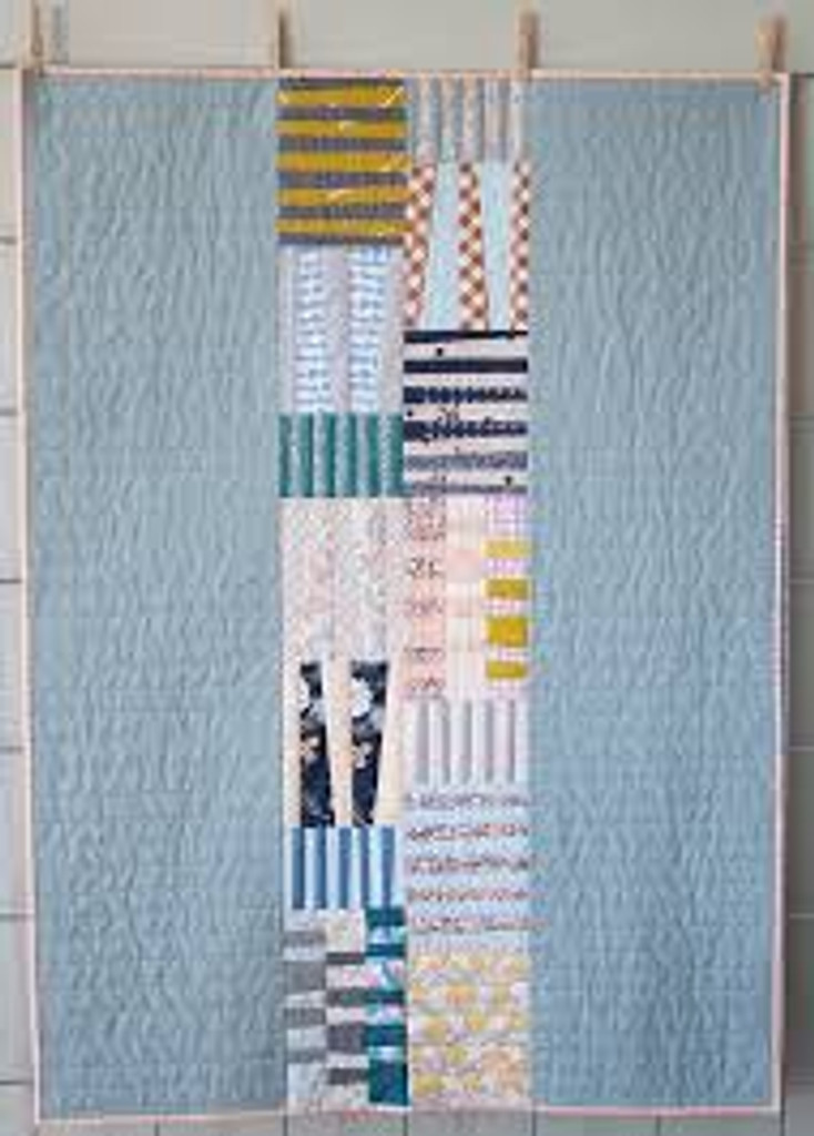 Totem Quilt Pattern