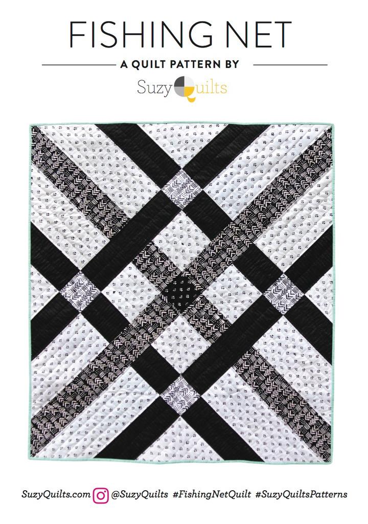 Fishing Net Quilt Pattern (PDF)