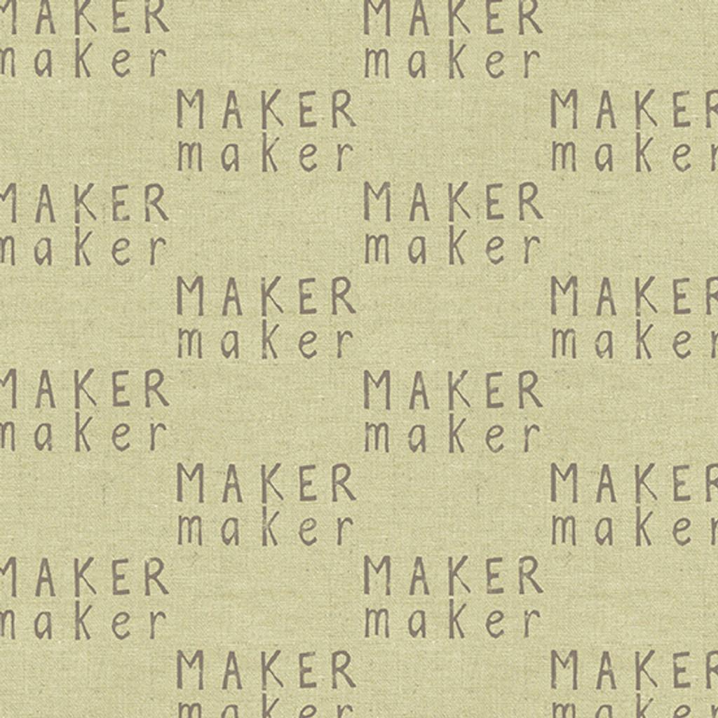 Tiger Plant - Mini Maker Maker (Light)