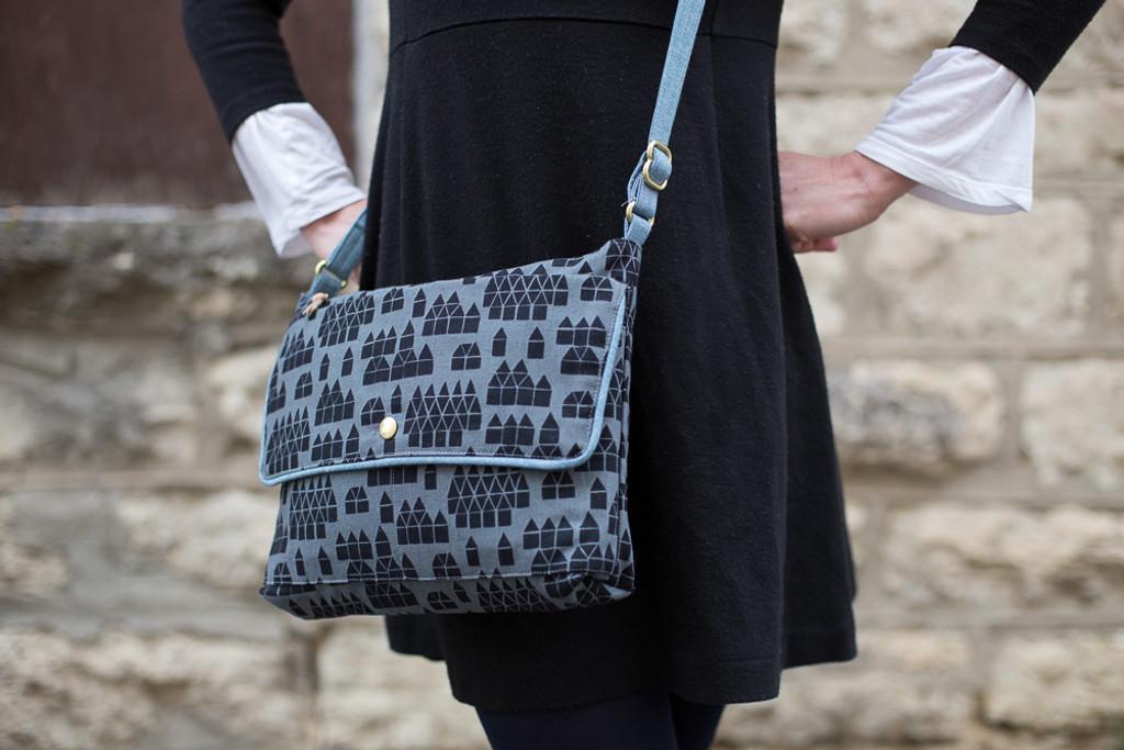 Traverse Bag Pattern