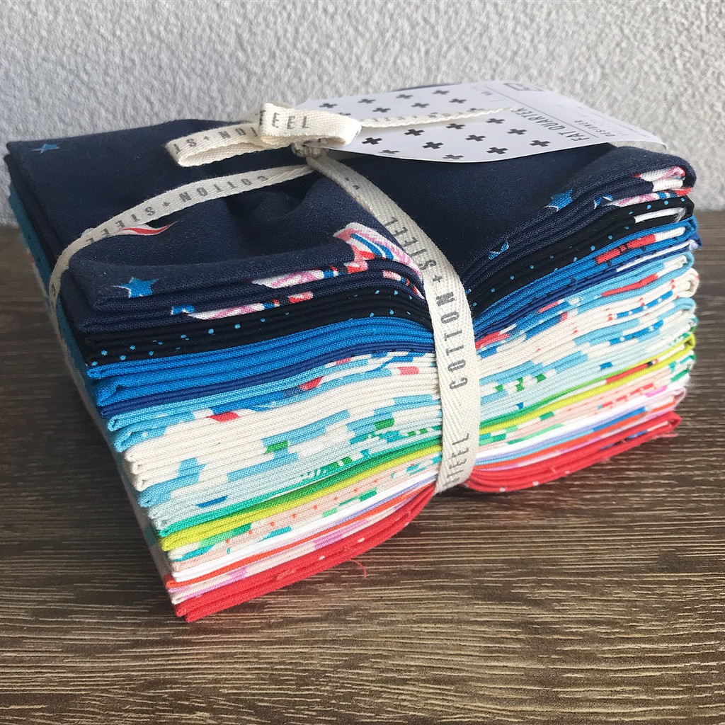 Kicks - Fat Quarter Bundle