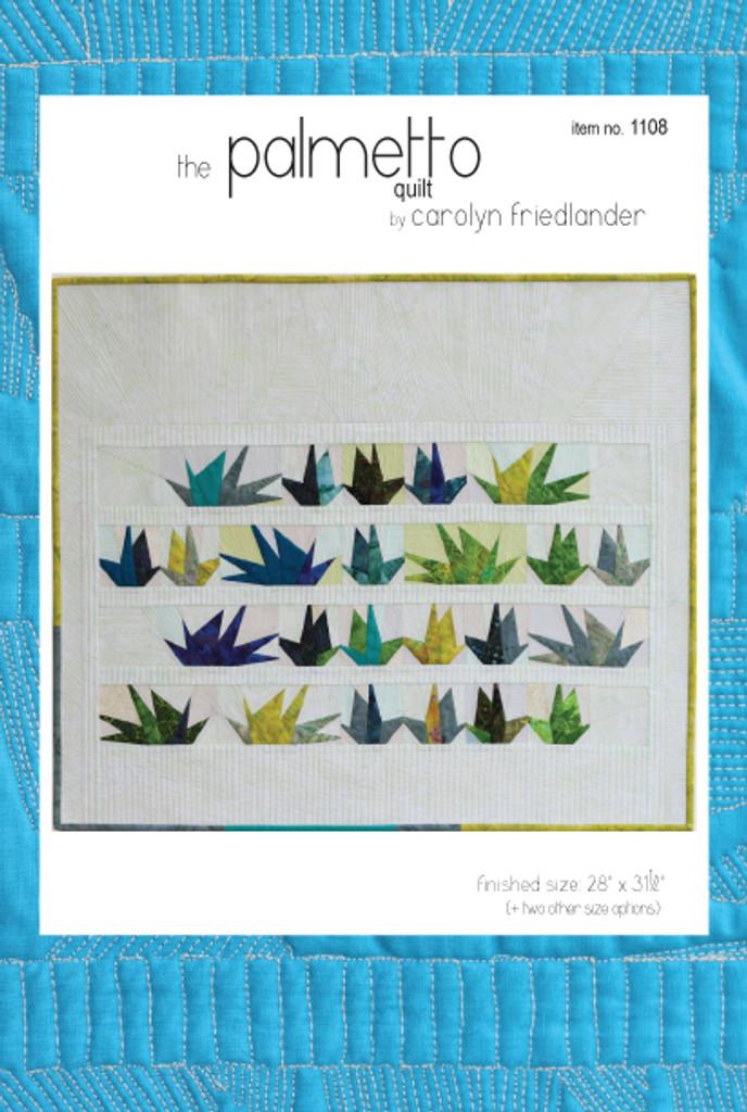 Palmetto Quilt Pattern