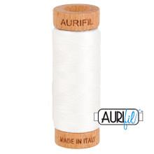Mako Cotton 80wt 280m - 2021 (Natural White)