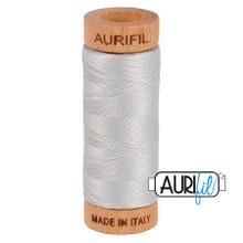 Mako Cotton 80wt 280m - 2615 (Aluminium)