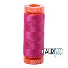 Mako Cotton 50wt 200m - 4020 (Fuschia)