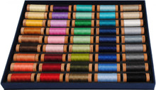 Mako Cotton 80wt Best Selection - 45 Spools