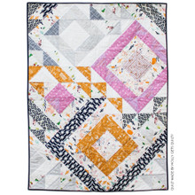 Triangle Jitters Quilt Pattern (PDF)