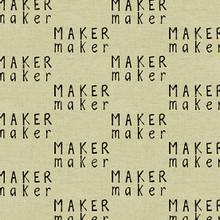 Tiger Plant - Mini Maker Maker (Dark)