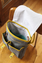 Campfire Messenger Bag Pattern