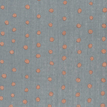 Nani Iro - Pocho - Gray/Copper (Double Gauze)