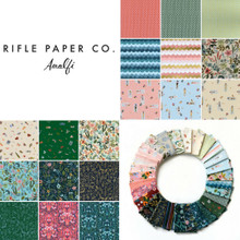 Amalfi - Half Metre Bundle (18 Fabrics)