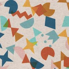 Paper Cuts - Shape Up (Topaz Canvas)