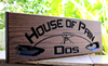 house of pain gym sign