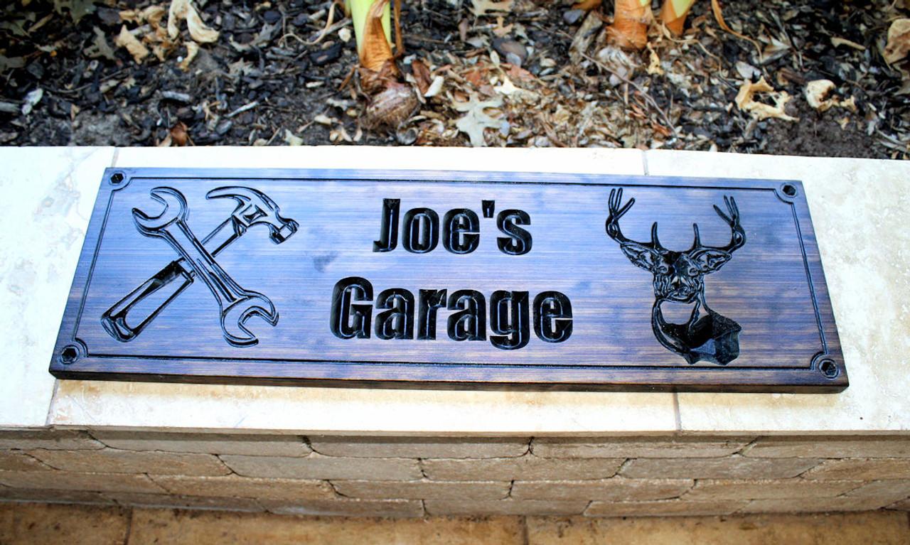 Garage Sign (CWD-263)