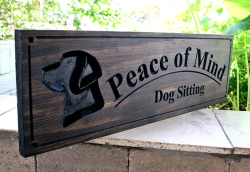 DOG Sign (CWD-189)
