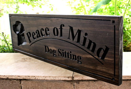 DOG Sign (CWD-189)