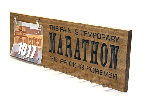 running medals and race bibs holder (1)