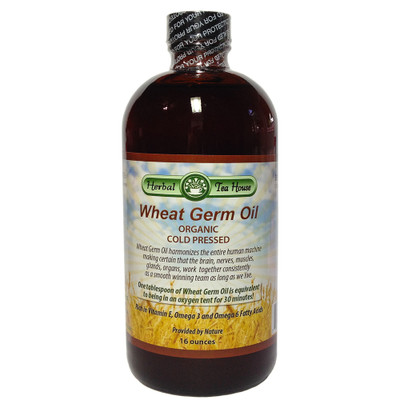 Wheat Germ Oil 16oz