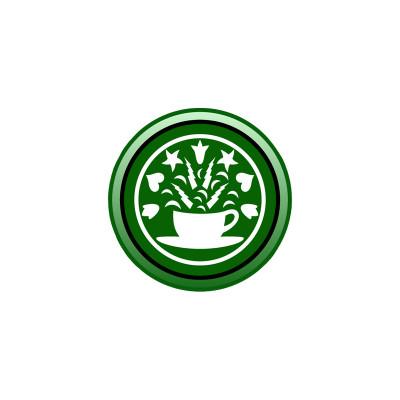 Calendula Eyewash 8oz by The Herbal Tea House