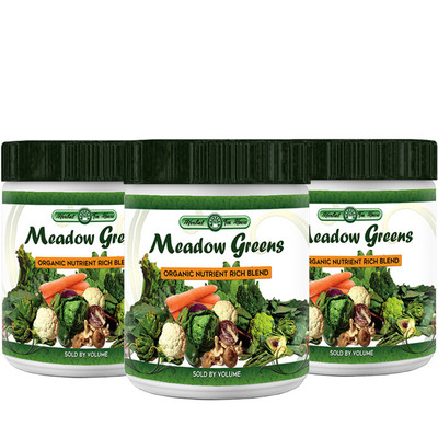 Meadow Greens 3-Pack Special 2017