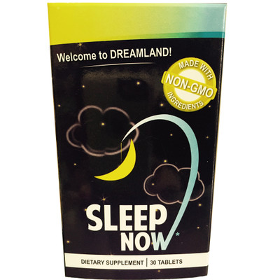SLEEP NOW by Sun Valley Nutraceuticals