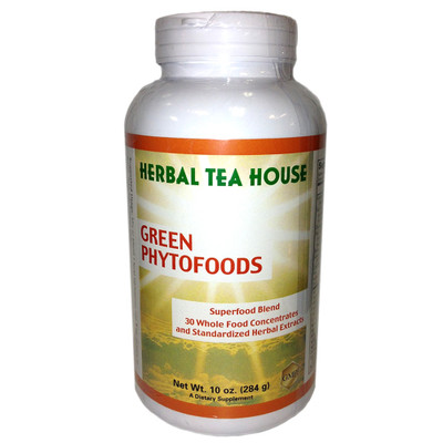 Green Phytofoods 10oz by Herbal Tea House