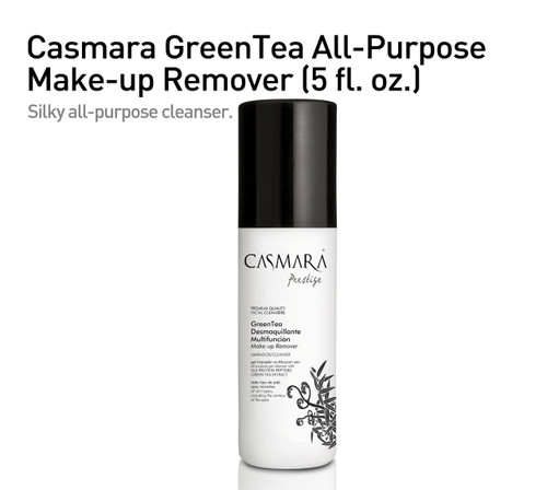 Casmara Green tea Cleanser - Makeup Remover 3in1 150ml