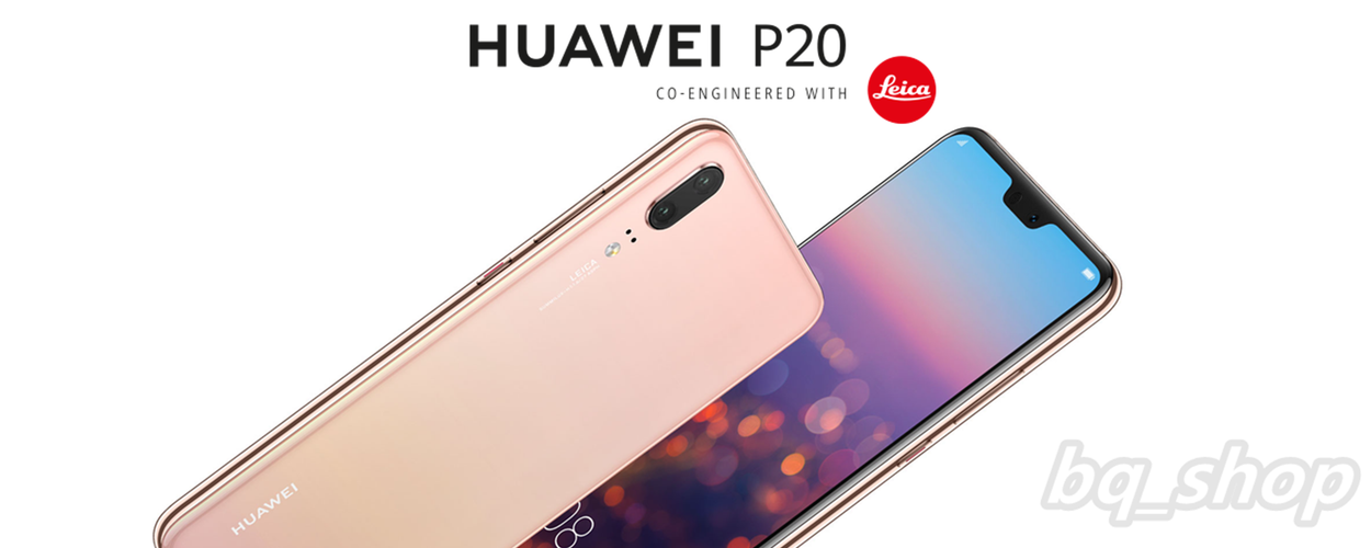 "Huawei P20 Dual SIM 128GB 5.8"" Octa Core 4GB RAM 20MP Phone International Version OPEN BOX(Unboxing)"