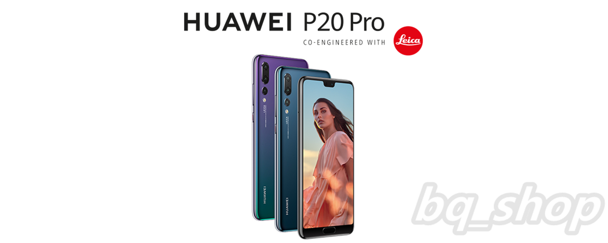 "​Huawei P20 Pro Twilight Dual SIM 128GB 6.1"" Octa Core 6GB RAM 40MP Phone International Version OPEN BOX(Unboxing)"