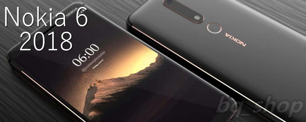 "Nokia 6 (2018) DS 5.5"" RAM Octa-Core Snapdragon 630 Phone OPEN BOX(Unboxing)"