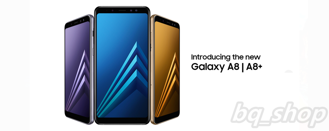 """Samsung Galaxy A8+ A730FD LTE 64GB 6"""" 16MP 4GB RAM Android Phone International Version OPEN BOX(Unboxing)"""