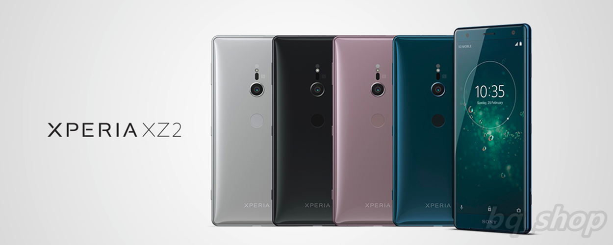 Sony Xperia XZ2 H8296 64GB 5.7'' 19MP Snapdragon 845 Android 8.0 Phone International Version OPEN BOX(Unboxing)